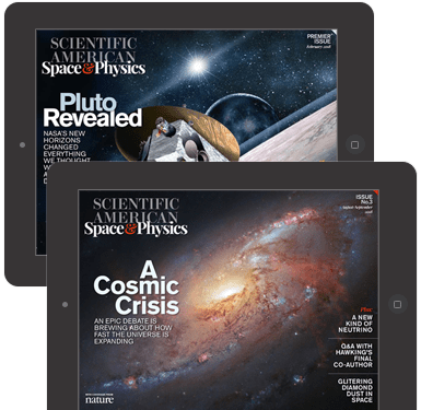 Support Science Journalism