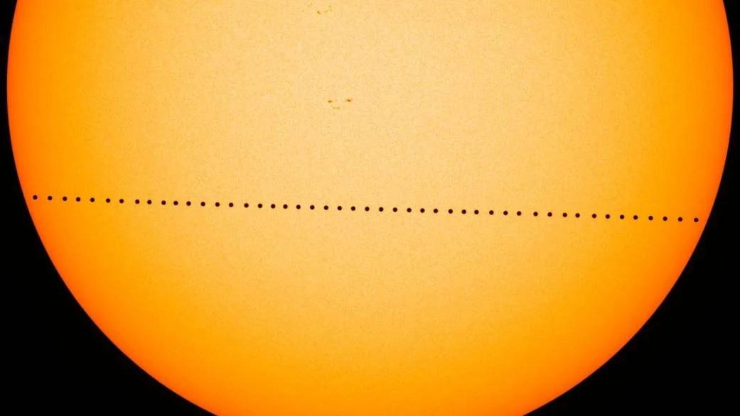 The Mercury Transit of 2019 Has Begun! - Scientific American