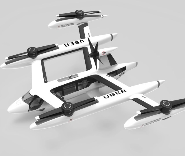 Heres Whats Needed For Self Flying Taxis And Delivery Drones To Really