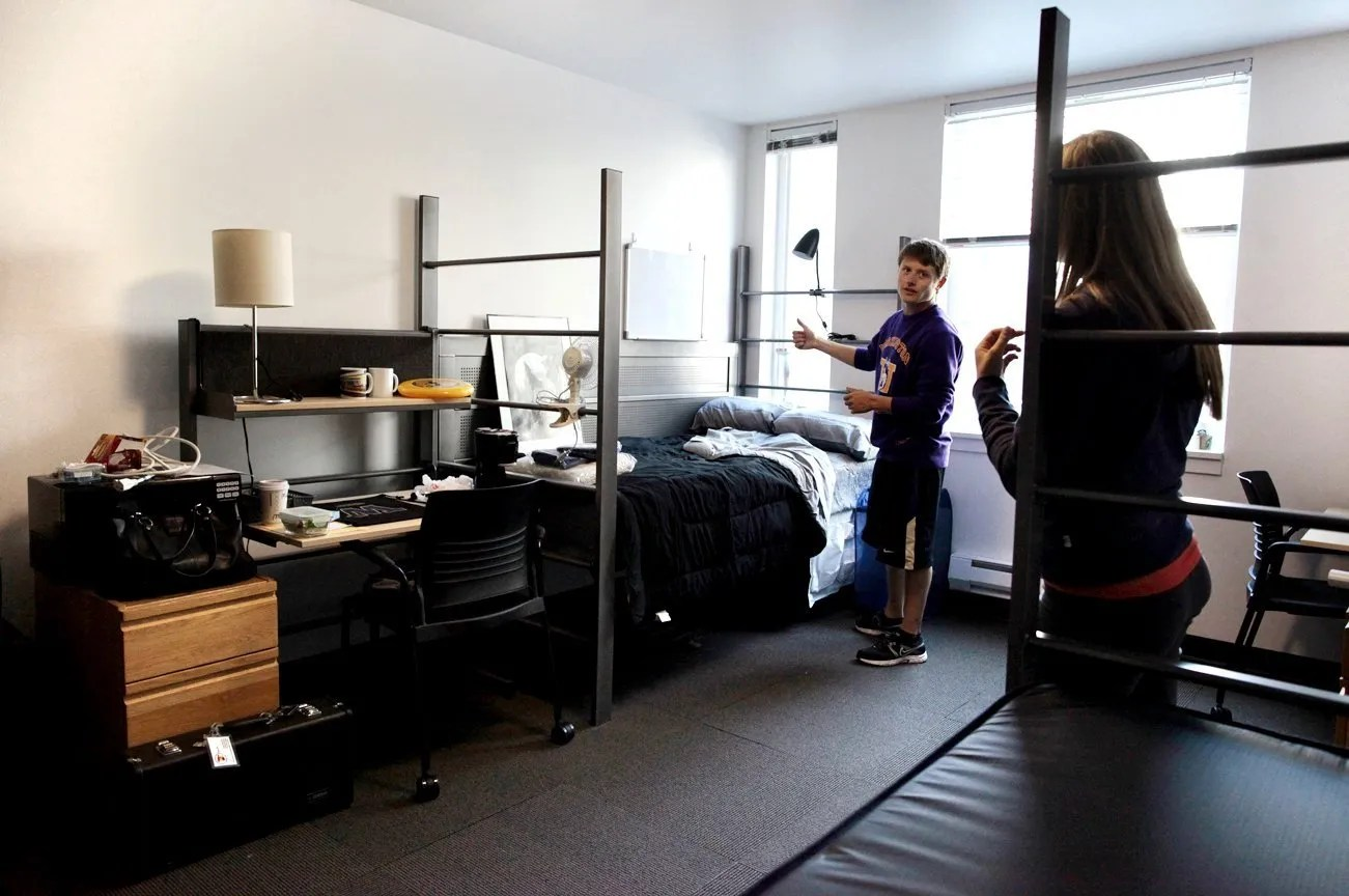 University Of Washington Adds Housing With Big Building