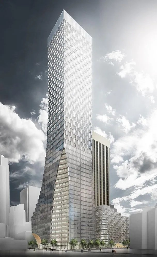 Uw Plans 50 Story Tower On Downtown Block The Seattle Times