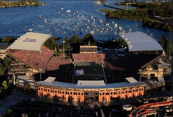 Image result for uw stadium