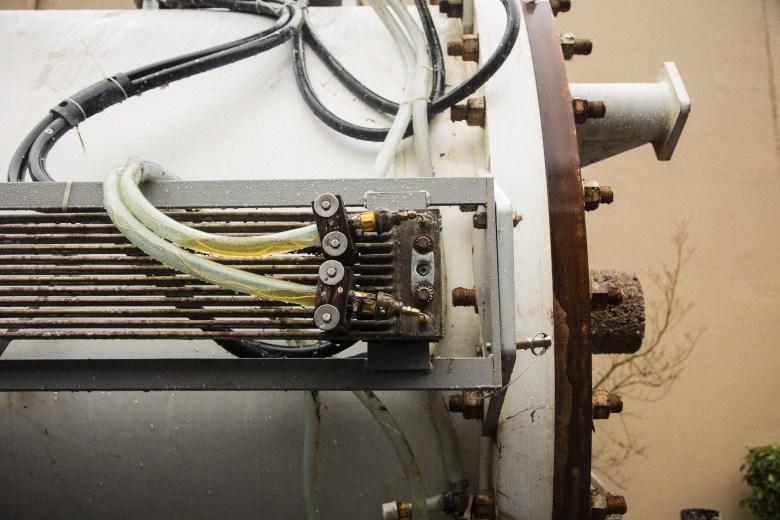 Project Natick External Heat Exchanger