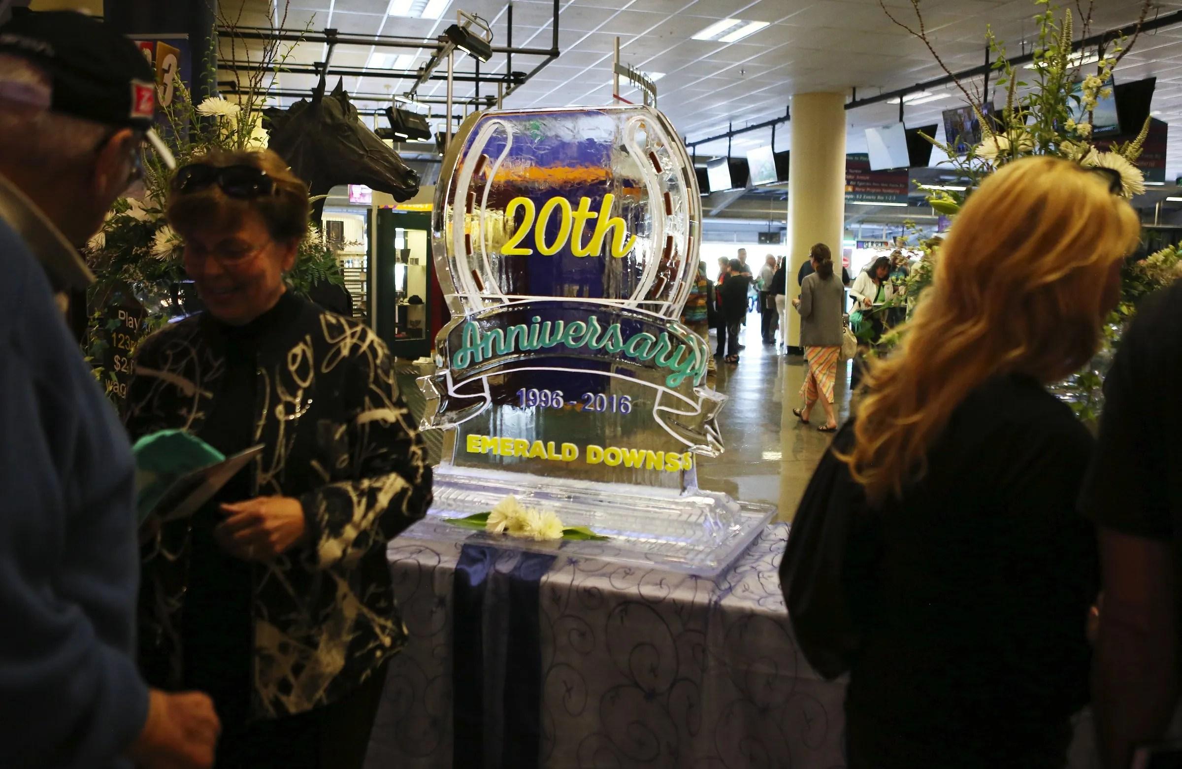 Photos Emerald Downs Celebrates 20th Anniversary The