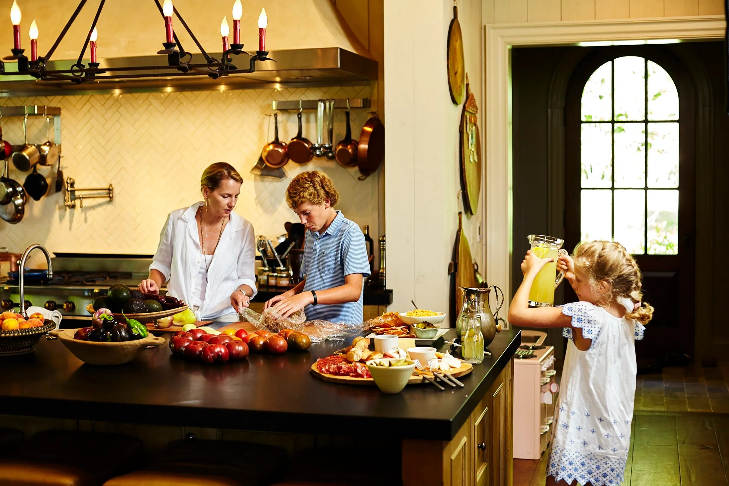 A Widow Takes The Helm At Legendary Blackberry Farm The
