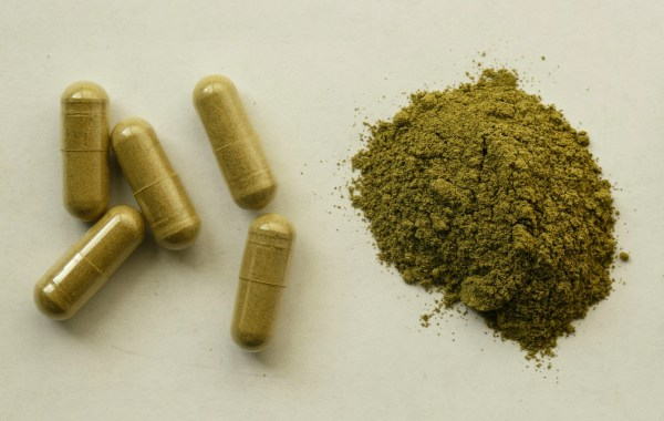 Maeng Da is a kind of kratom, a leaf from Southeast Asia with mild, opioid-like effects. (Erika Schultz/The Seattle Times)