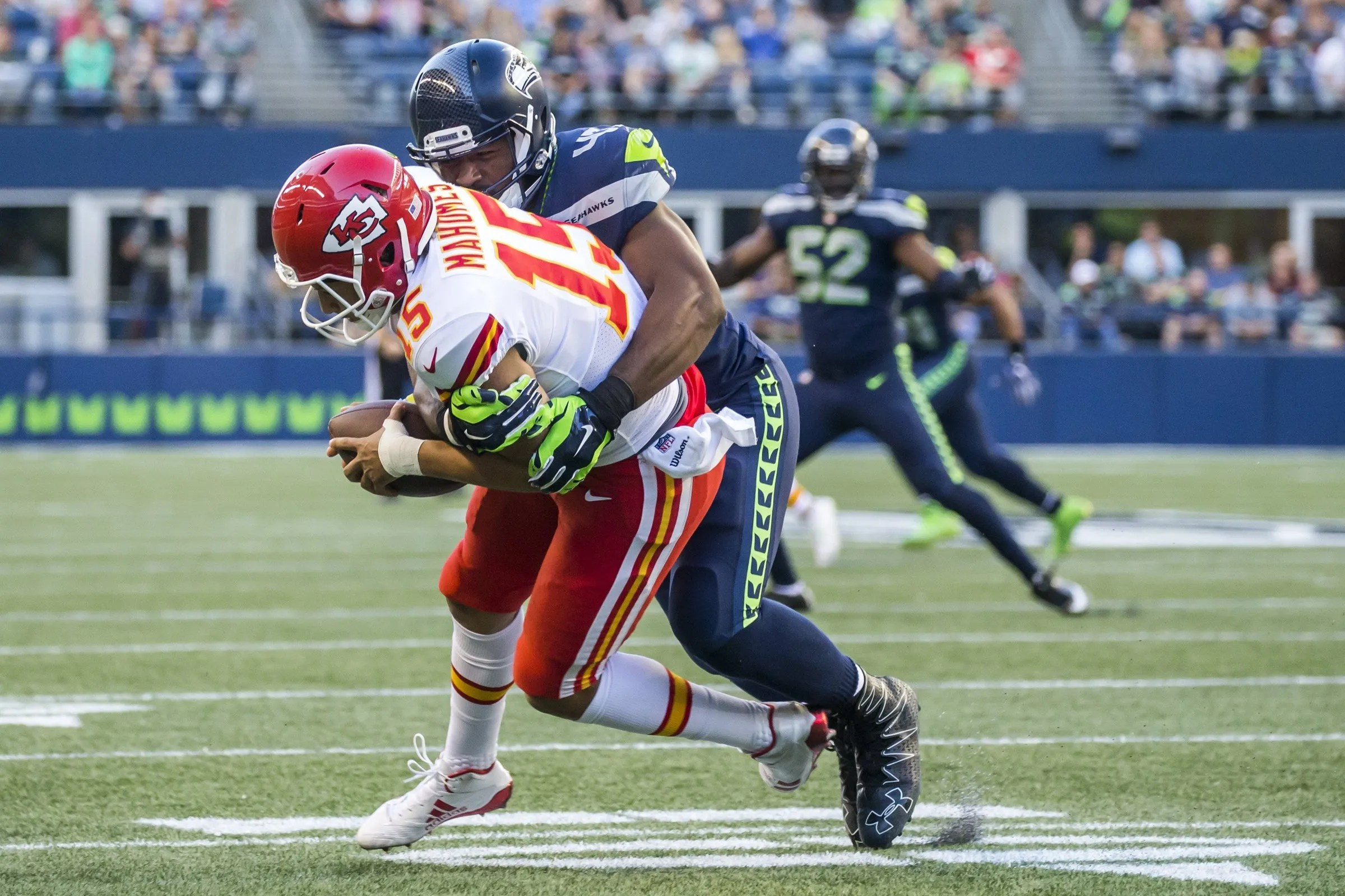 Full Coverage Seahawks Beat Chiefs 26 13 To Stay Undefeated In Preseason The Seattle Times