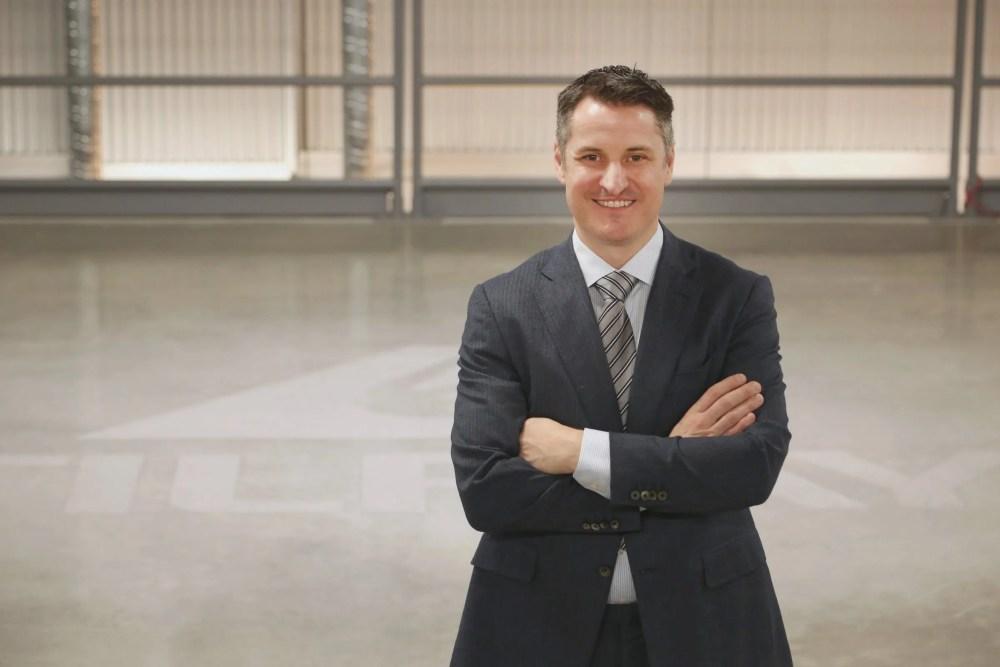 Tilray CEO and Privateer Holdings co-founder Brendan Kennedy. (Tilray)