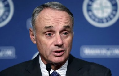 In Astros inquiry, MLB Commissioner Rob Manfred raises possibility of big penalties
