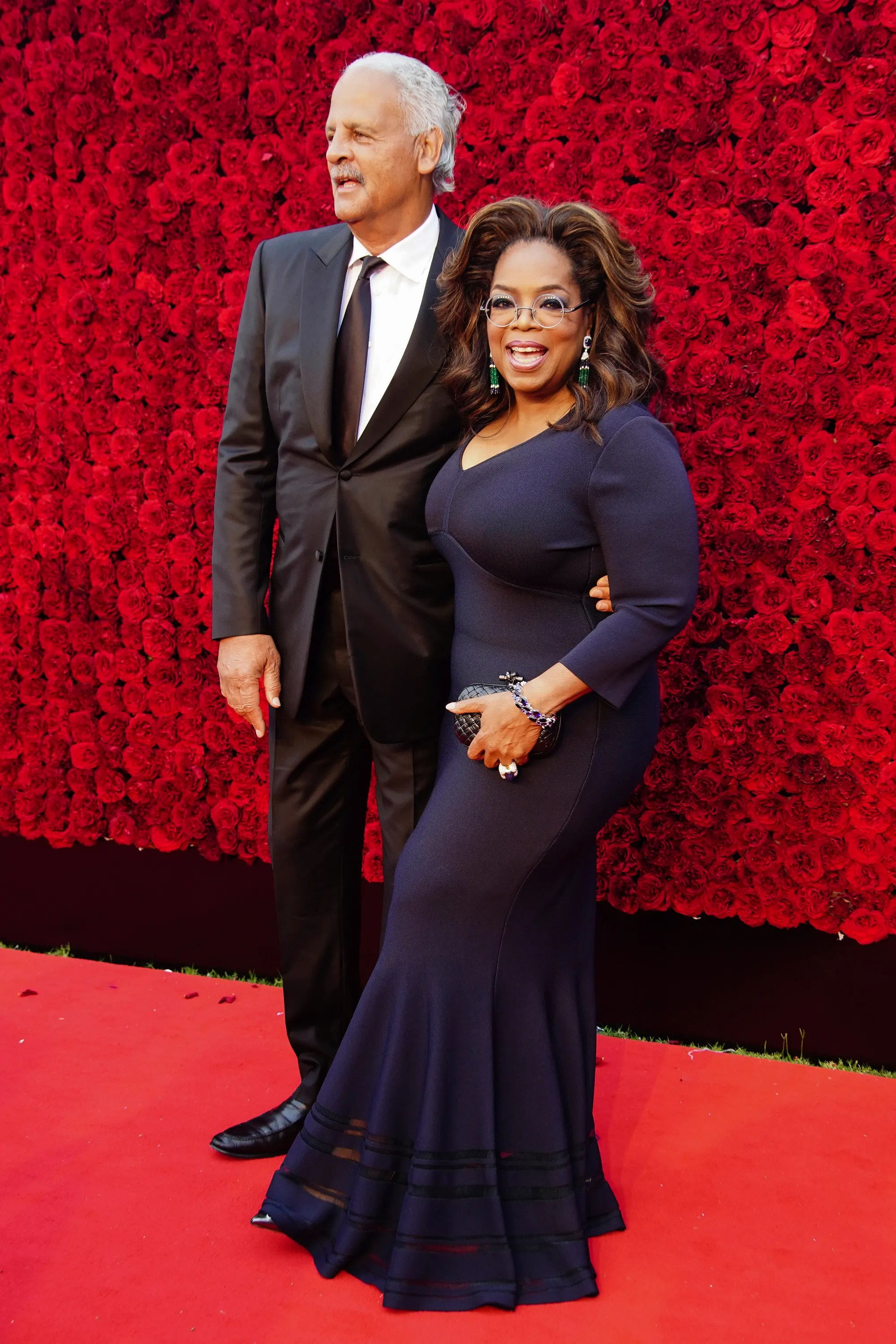 Tyler Perry Christens New Studio With Help Of Oprah