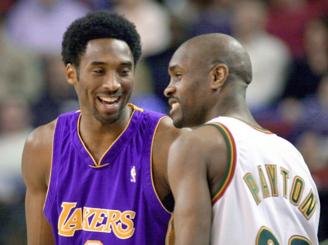 That was my young fella': Gary Payton, Seattle sports community ...