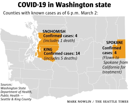 6 people have now died from coronavirus disease in ...