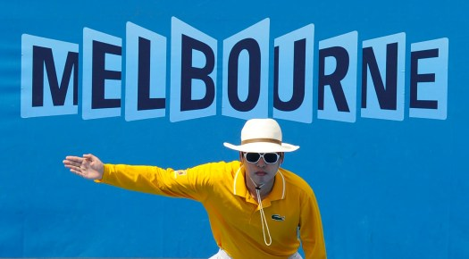 Electronic line calling set for all Australian Open courts ...