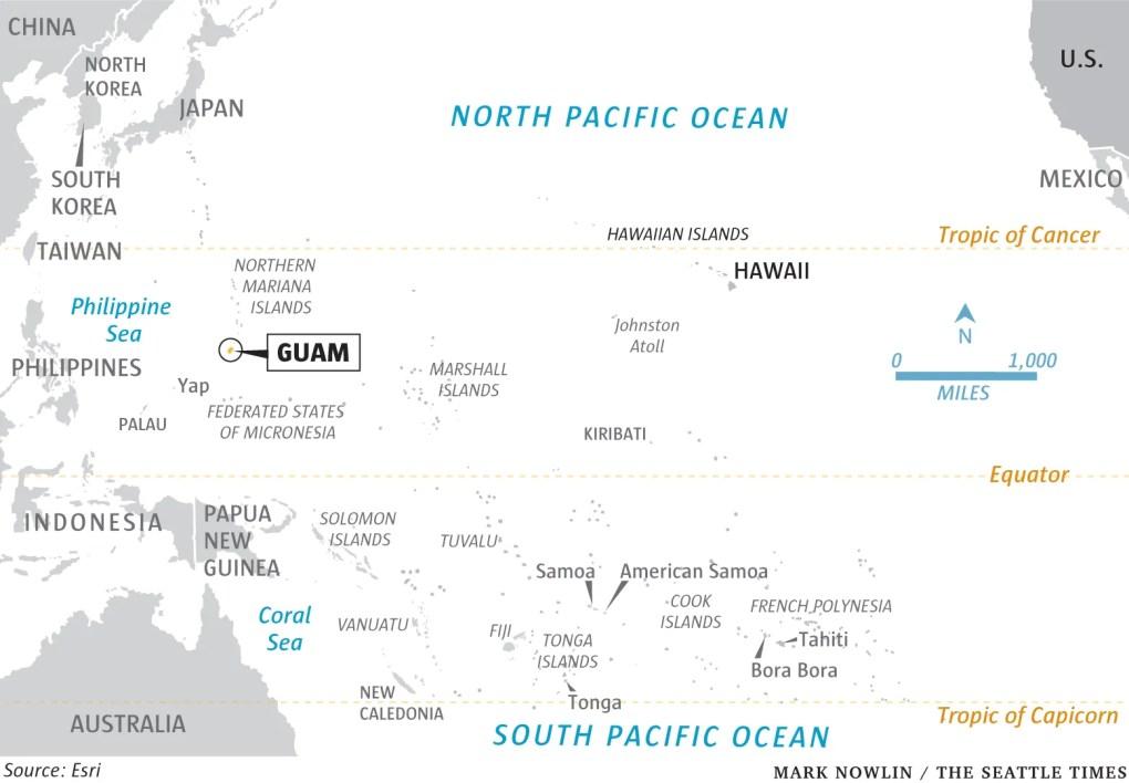 Guam map WEB
