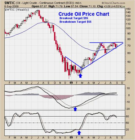 Crude Oil Trading Newsletter