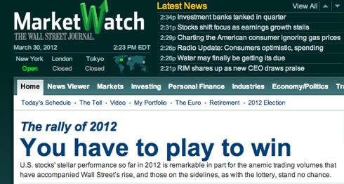 MarketWatch Headline: Can