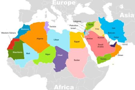 middle east north africa » Full HD MAPS Locations - Another World ...