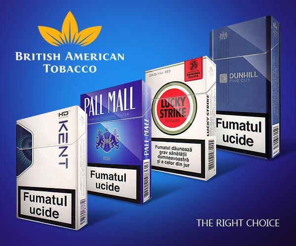 British American Tobacco Graduate and Non-Graduate recruitment