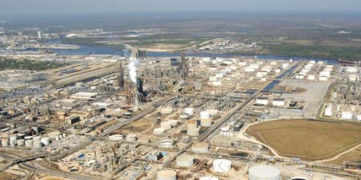 Image result for exxon baytown refinery