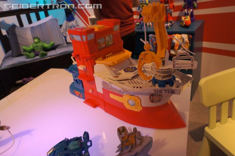 Amazon Transformers Rescue Bots