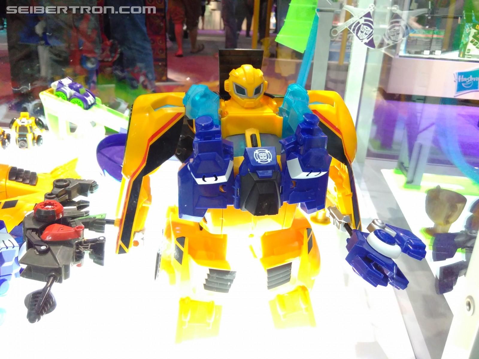 New Transformers Rescue Bots Toys Revealed Hasbrosdcc
