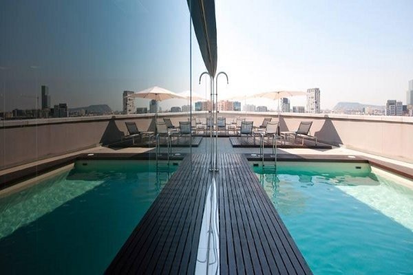 Htel Tryp Barcelona Condal Mar Hotel Barcelone Espagne