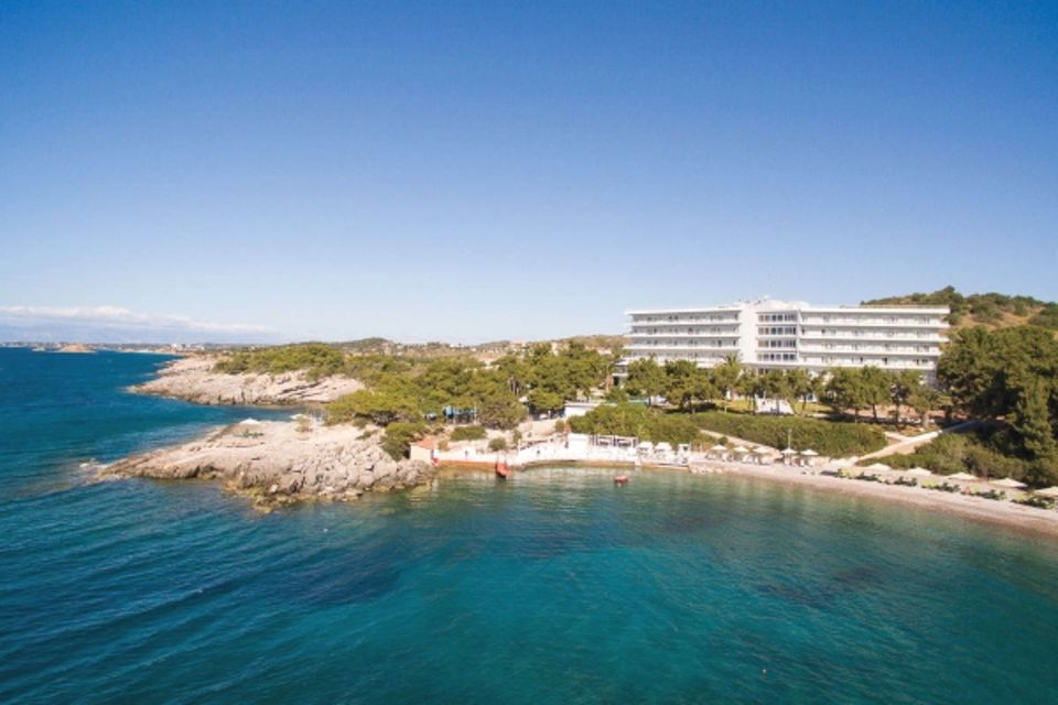 Hotel Marmara Lena Mary Athenes Grece Des Opodo