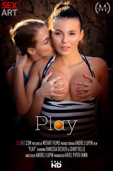 Cover: Play (Candy Belle, Vanessa Decker) - SexArt