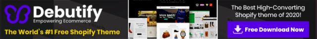 Debutify Free Shopify Theme