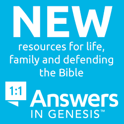 New Answers in Genesis Resources