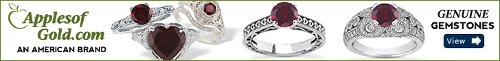 ApplesofGold.com - Gemstone Rings