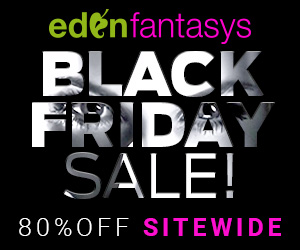 Black Friday Sale - 80% Off Sex Toys