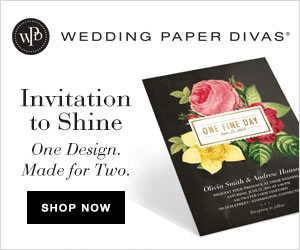 Wedding invitations and stationery from Wedding Paper Divas
