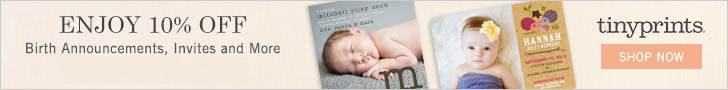 Tiny Prints - Birth Announcements and More