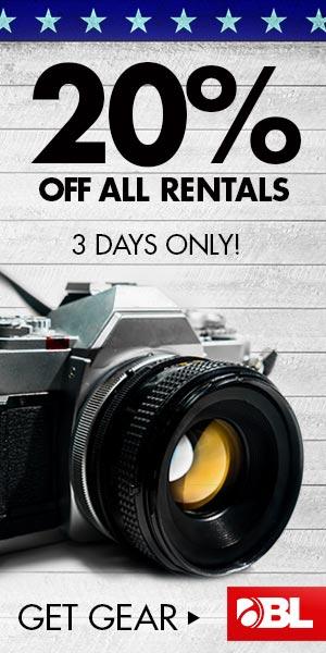 BorrowLenses Photo & Video Rentals