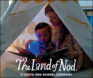 The Land of Nod, design for kids and people that used to be kids