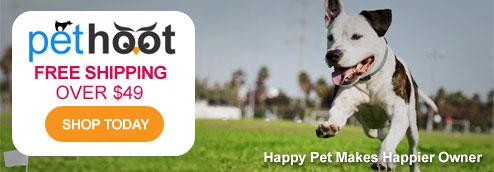 PetHoot - Happy Pet Makes Happier Owner