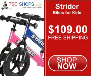 Strider Bike, Strider Sports