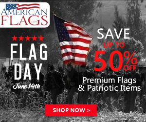 Americanflags.com - Save upto 50% on Premium American Flags