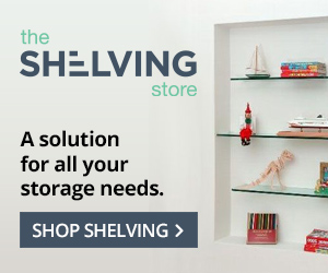 Shop shelving at TheShelvingStore.com