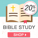 Bible Study is now 20% off at NestLearning.com