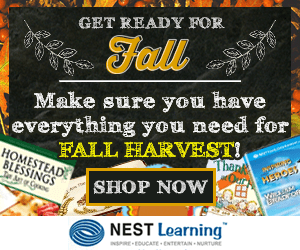 Fall Harvest at NestLearning.com