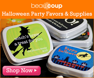 Halloween party favors & supplies