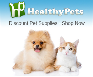 Shop discount pet supplies at HealthyPets
