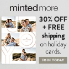 minted more join today holiday cards