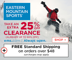 Presidents Day Sale! Get an Extra 25% Off Clearance