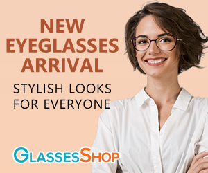 Stylish looks for everyone at GlassesShop. Shop new arrivals.