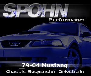 1979-2004 Ford Mustang