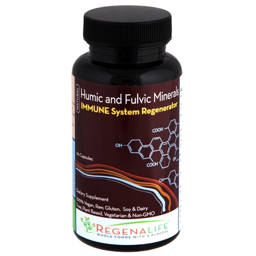 Humic Minerals Ancient Earth Minerals For Immunity