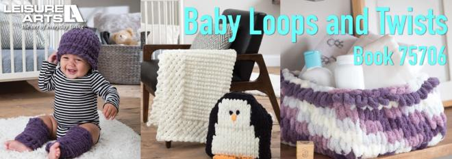 Baby Loops & Twists - No-Needle Knitting for Baby!